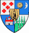 Coat of arms of Harghita County