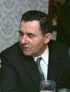 A photo of Andrei Gromyko taken during the Glassboro Summit Conference in 1967