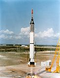 Launch on May 5, 1961