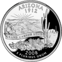 Quarter of Arizona