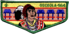 Osceola Lodge 564