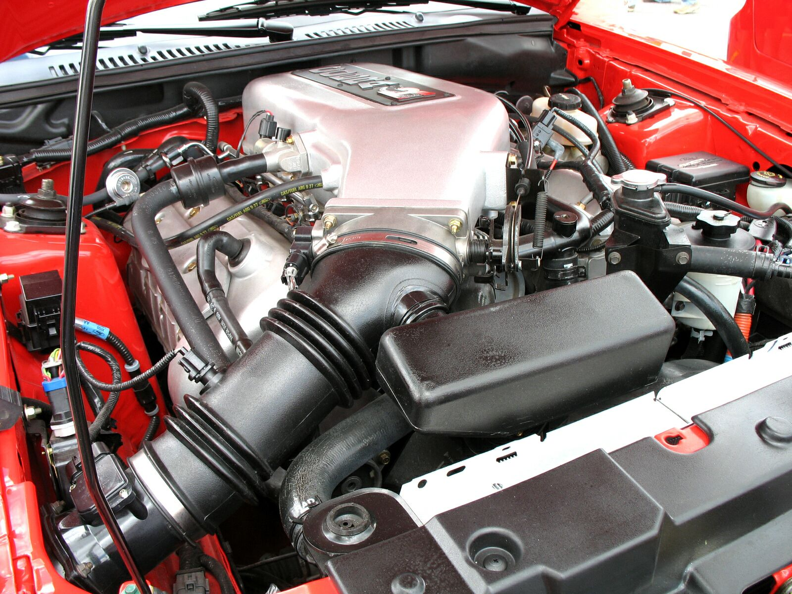 Ford Modular Engine 2012 Mustang Diagram 4 Valve
