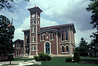 Jennings County Indiana courthouse.jpg