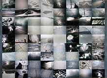Image Silver Landscape photocollage by Gordon Rice alt