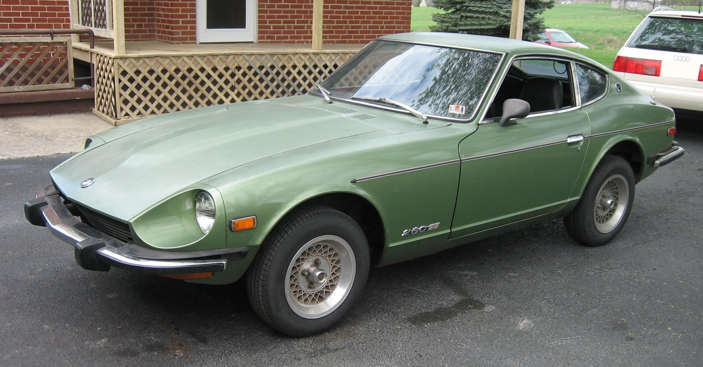 Early Datsun Z Cars For Sale