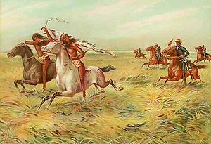 Cavalry and Indians.JPG