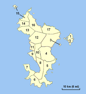 Communes of Mayotte