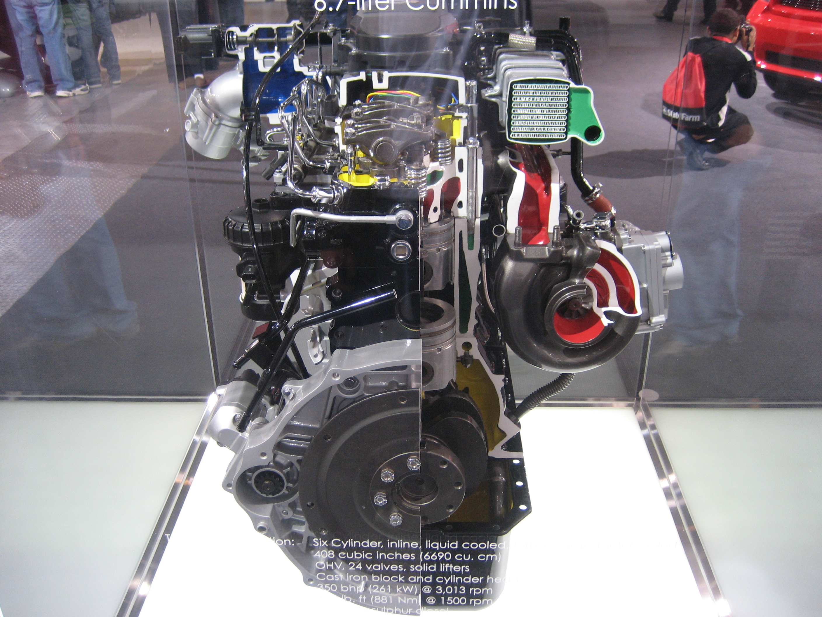 Turbo Repair Engine Diagram