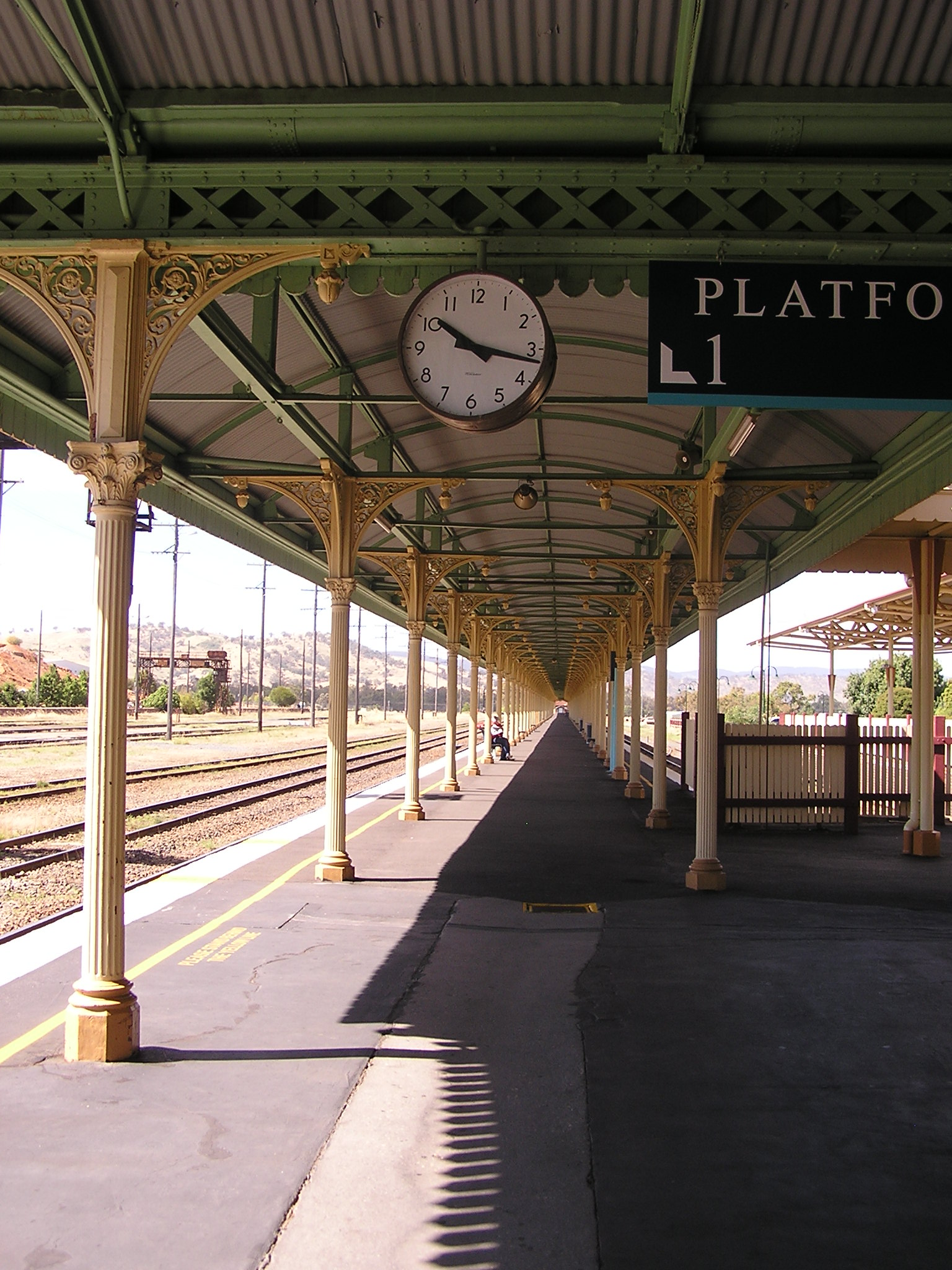 Main Southern railway line, New South Wales