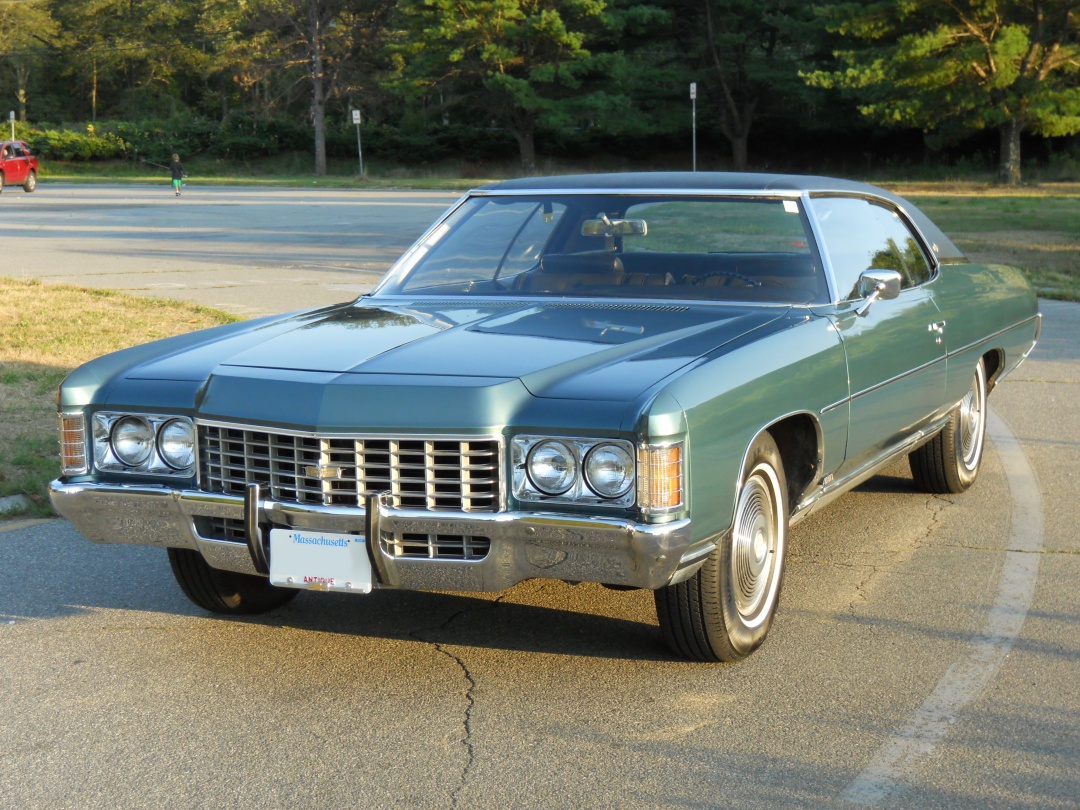 All Chevy 1971 chevrolet caprice for sale : Chevrolet Caprice