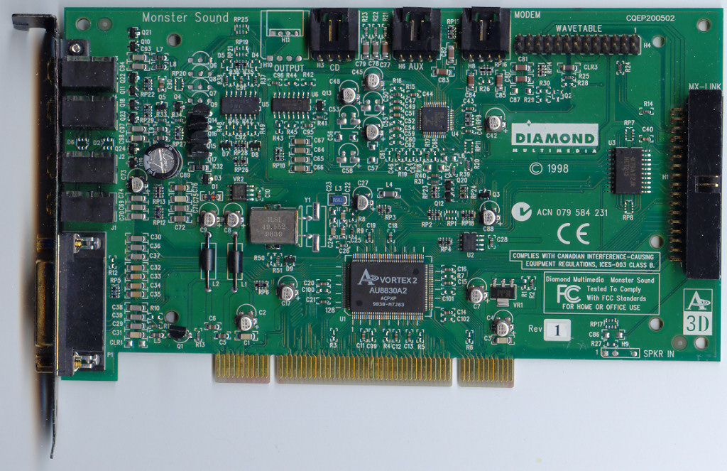 DIAMOND MONSTER SOUND MX400 SOUND CARD WINDOWS 10 DRIVERS DOWNLOAD