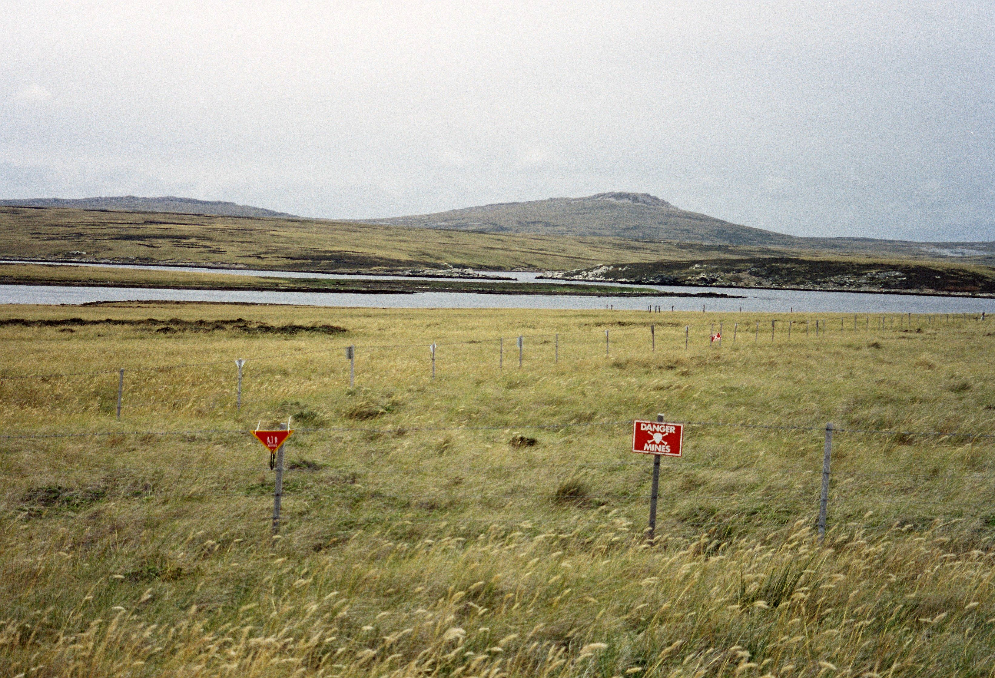 The longest minefield of the world