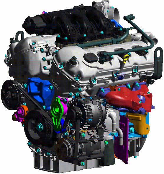 Ford Duratec Engine