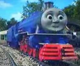 📌 Railway engines (Thomas and Friends)