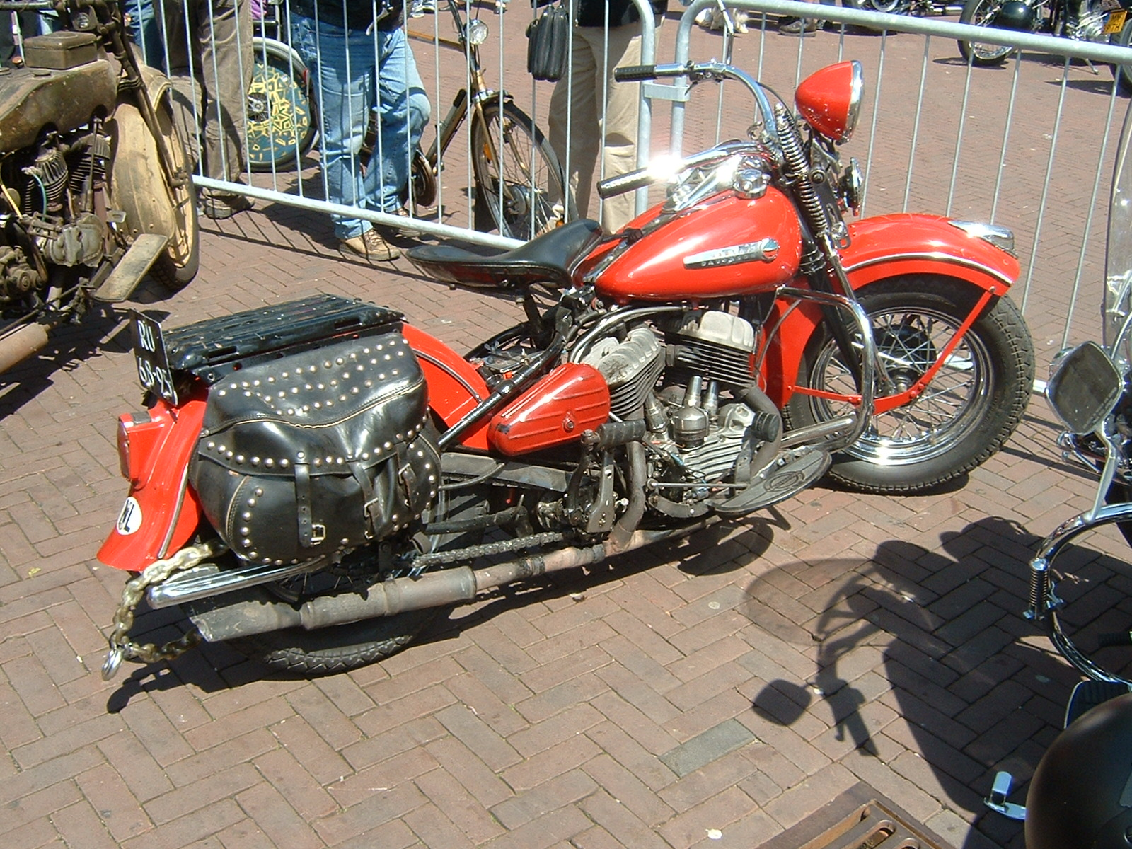 Harley Davidson Strong 2003 Wiring Diagram The Great Depression