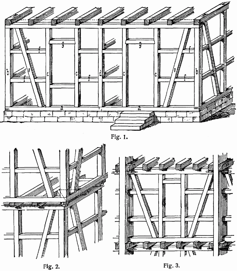 📌 Timber framing
