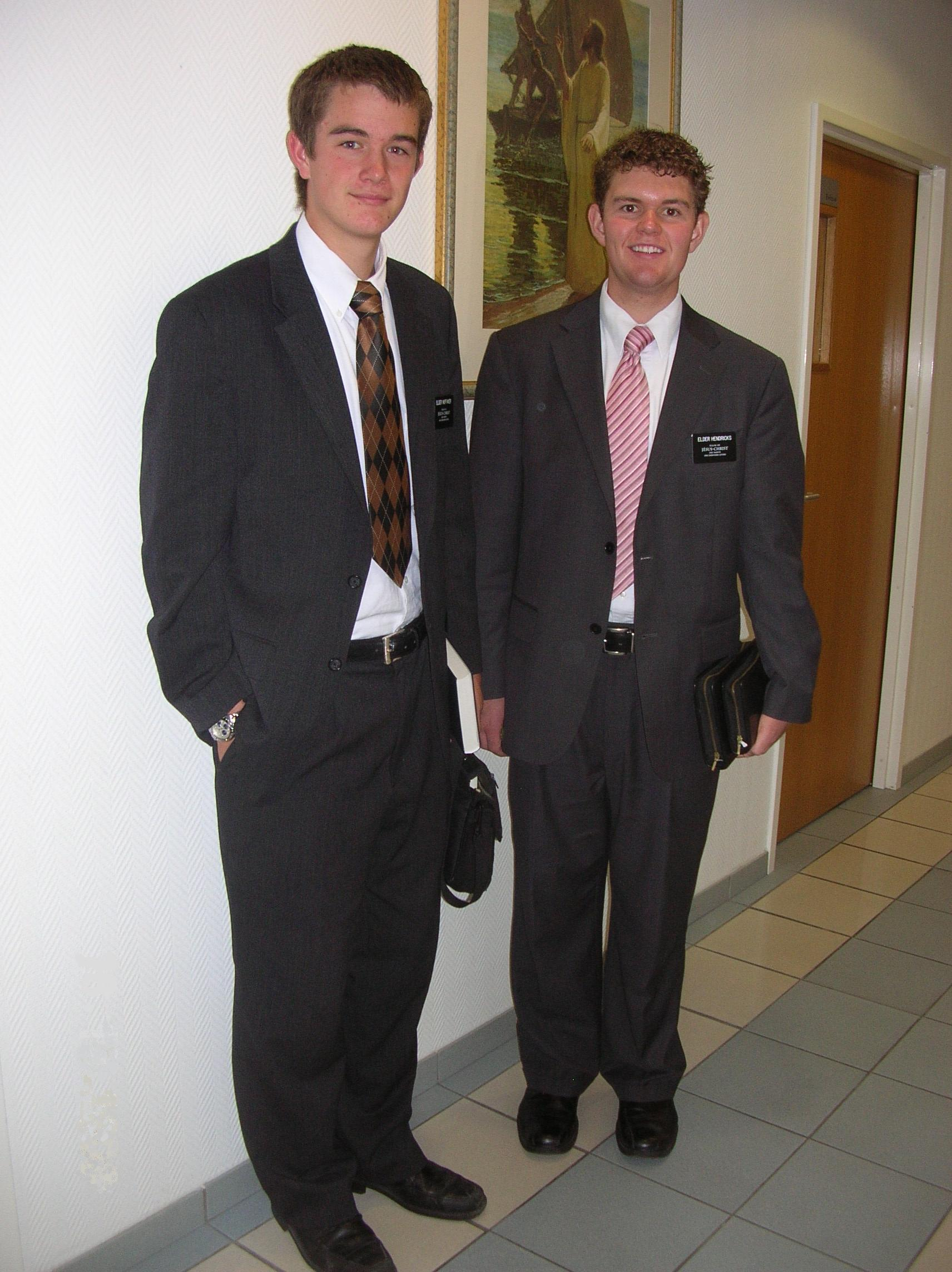 Missionary Lds Church