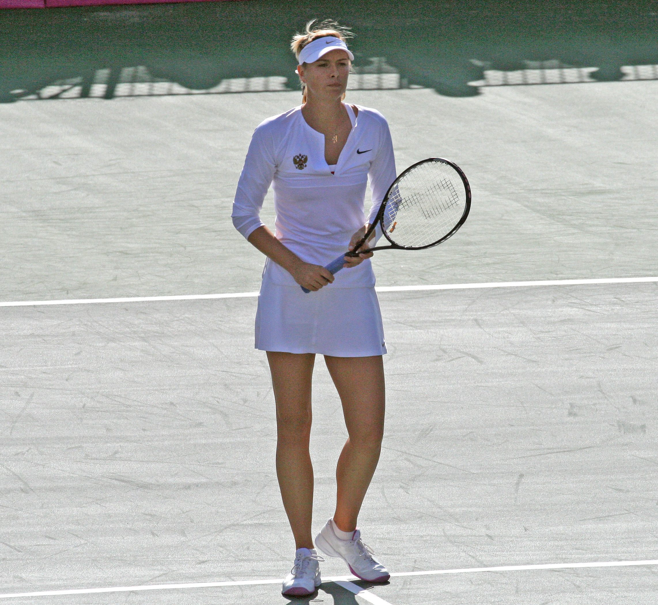 Fed Cup participation