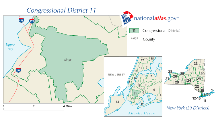 New York\'s 11th congressional district