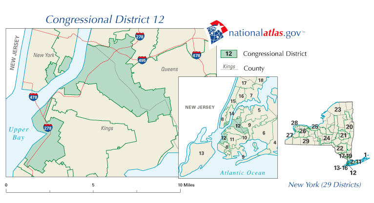 New York\'s 12th congressional district
