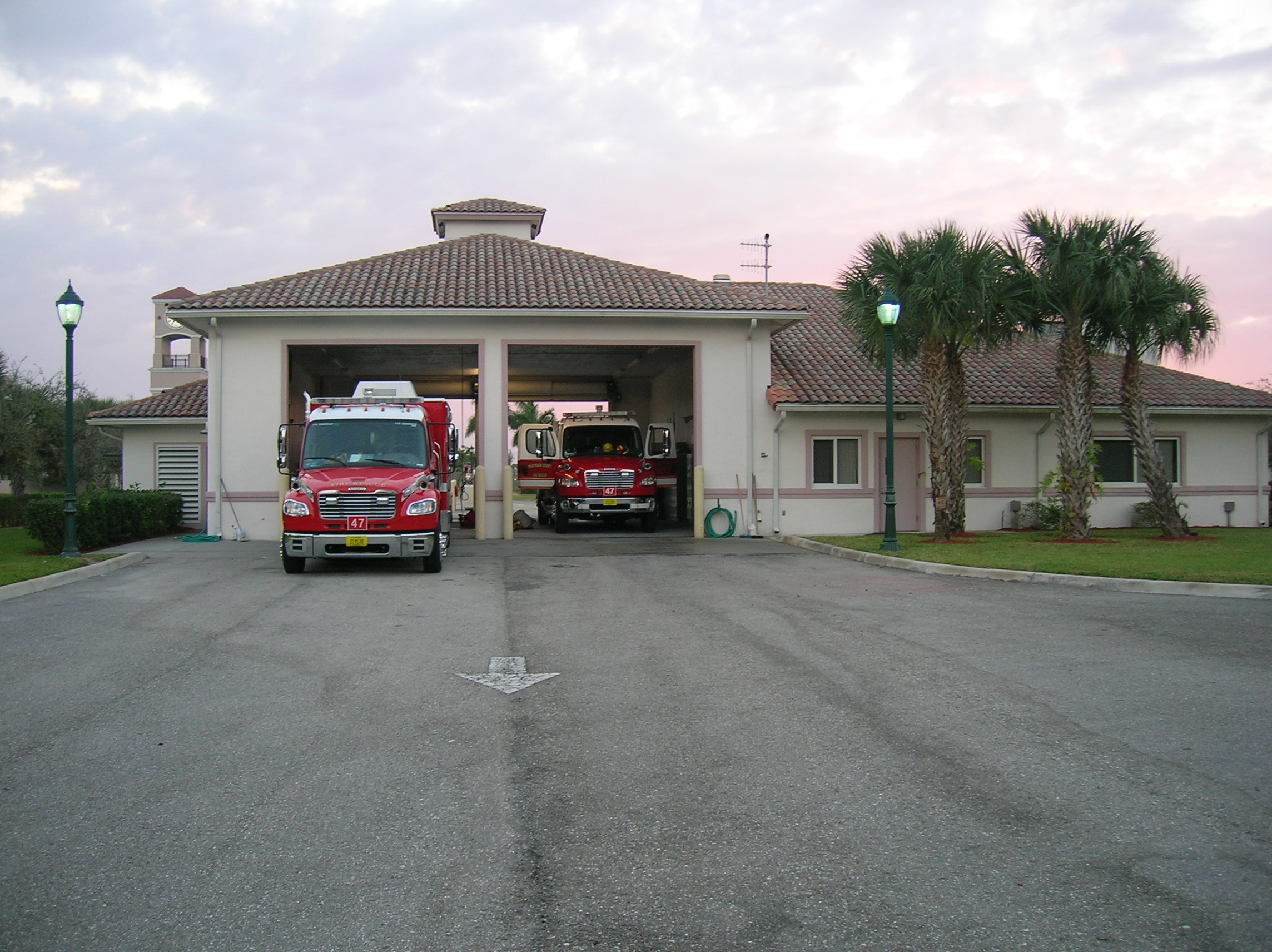 West Palm Beach Fire Rescue Stations