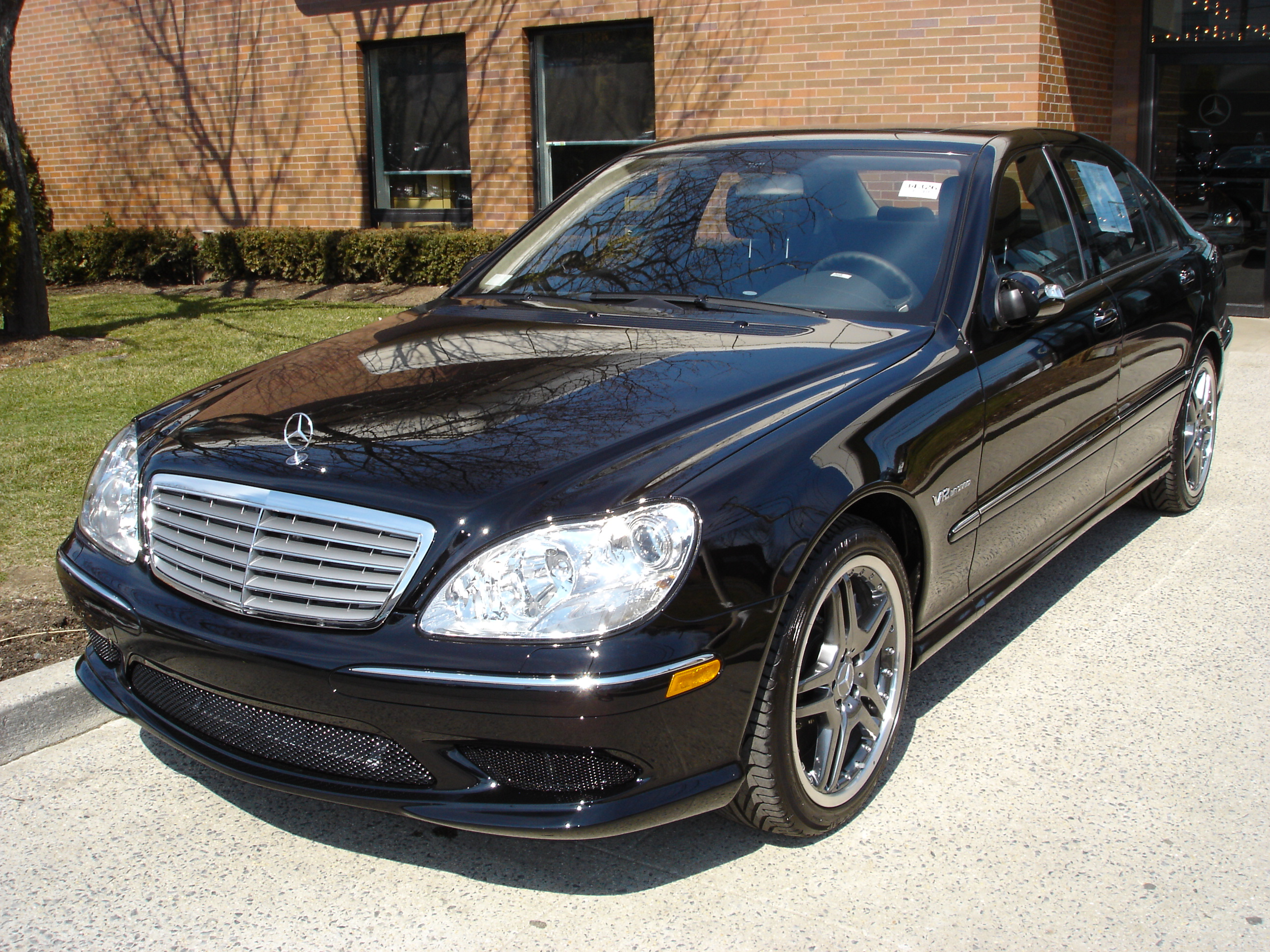 Mercedes Benz S Class 2001 S55 Amg Fuse Diagram