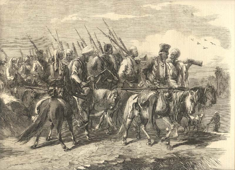 📌 Indian Rebellion of 1857