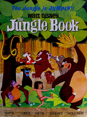 Film Jungle Book 1967