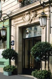 Best Western Bradford Elysees Hotel Paris